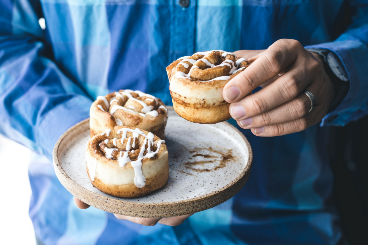 eh vegan cinnamon rolls recipe buns