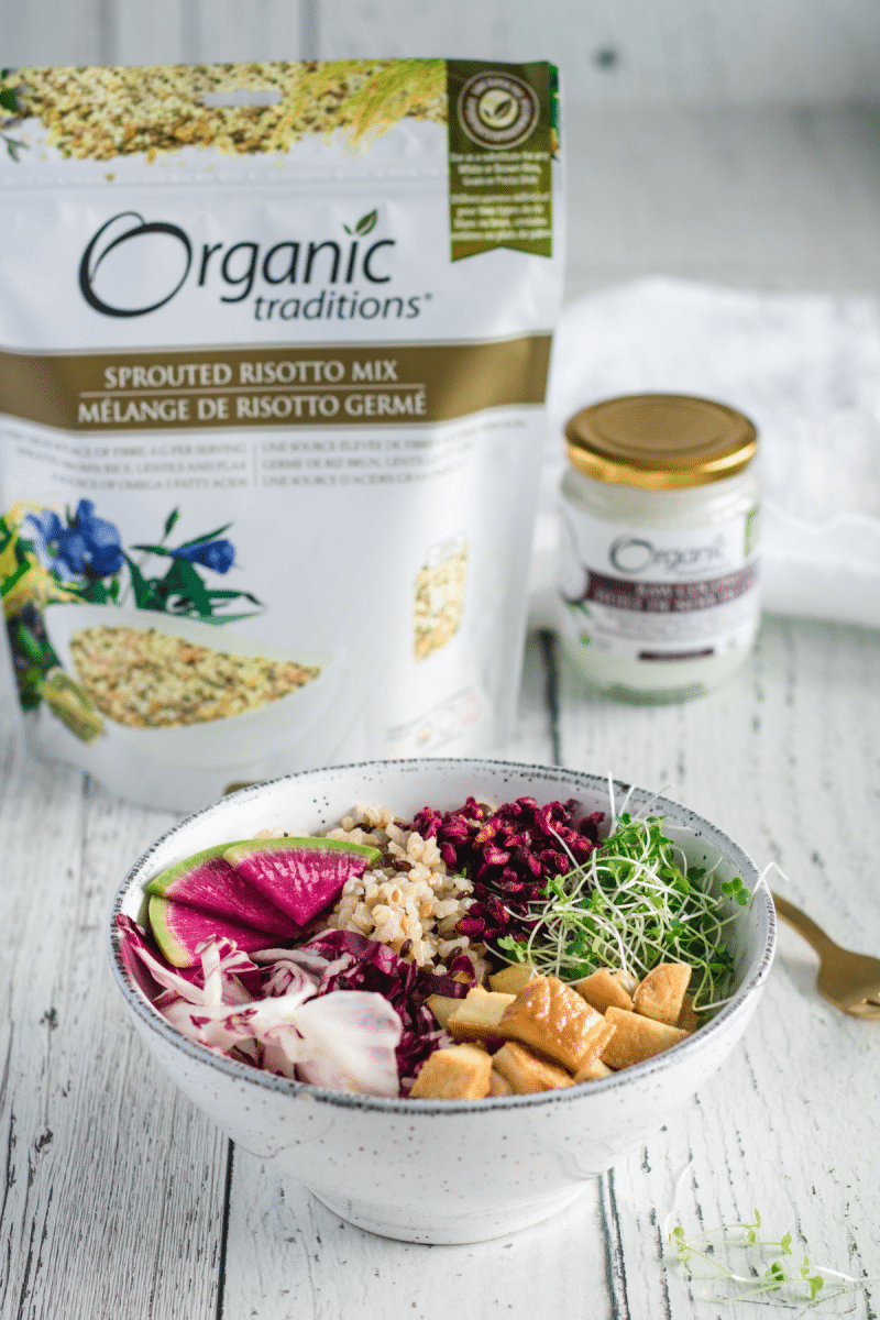 eh vegan buddha macro bowl sprouting organic traditions sprouted risotto mix