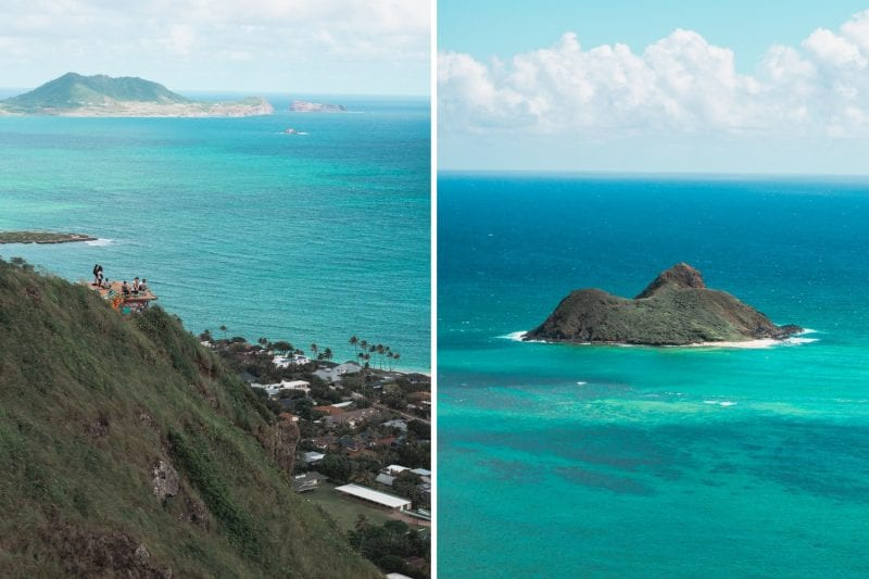 best activities in oahu hawaii travel eh vegan pillbox hike lanikai ocean